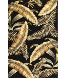 RugStudio presents Kas Sparta 3132 Black Hand-Tufted, Better Quality Area Rug
