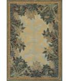 RugStudio presents Rugstudio Sample Sale 11918R Beige 3140 Hand-Tufted, Better Quality Area Rug