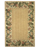 RugStudio presents Kas Sparta Bamboo Basketweave Beige 3143 Hand-Tufted, Better Quality Area Rug