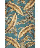 RugStudio presents Kas Sparta 3196 Teal Hand-Tufted, Good Quality Area Rug
