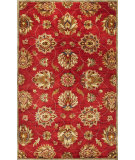 RugStudio presents Kas Syriana 6003 Red Hand-Tufted, Good Quality Area Rug