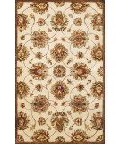 RugStudio presents Kas Syriana 6005 Ivory Hand-Tufted, Good Quality Area Rug