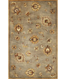 RugStudio presents Kas Syriana 6006 Grey Hand-Tufted, Good Quality Area Rug