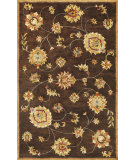 RugStudio presents Kas Syriana 6007 Mocha Hand-Tufted, Good Quality Area Rug