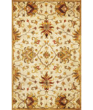 RugStudio presents Kas Syriana 6012 Champagne Hand-Tufted, Good Quality Area Rug