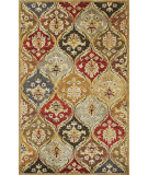 RugStudio presents Kas Syriana 6019 Jeweltone Hand-Tufted, Good Quality Area Rug
