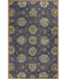 RugStudio presents Kas Syriana 6024 Midnight Hand-Tufted, Good Quality Area Rug