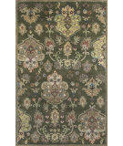 RugStudio presents KAS Syriana 6026 Olive Tapestry Hand-Tufted, Good Quality Area Rug