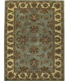 RugStudio presents KAS Taj Palace Agra Ivory-Frost 8742 Hand-Tufted, Better Quality Area Rug