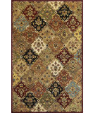 RugStudio presents Kas Taj Palace 8747 Jeweltone Hand-Tufted, Better Quality Area Rug