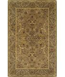 RugStudio presents KAS Taj Palace Polynaise Beige-Taupe 8733 Hand-Tufted, Better Quality Area Rug