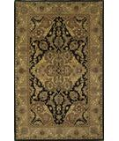 RugStudio presents KAS Taj Palace Polynaise Black-Coffee 8735 Hand-Tufted, Better Quality Area Rug