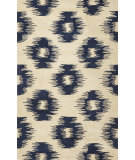 RugStudio presents Kas Tapestry 6801 Ivory Hand-Tufted, Good Quality Area Rug