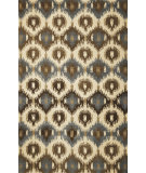 RugStudio presents Kas Tapestry 6810 Ivory Hand-Tufted, Good Quality Area Rug