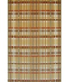 RugStudio presents KAS Tate Plaid 8503 Earthtones Machine Woven, Good Quality Area Rug
