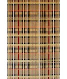 RugStudio presents KAS Tate Plaid 8504 Multi Machine Woven, Good Quality Area Rug