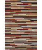 RugStudio presents KAS Tate Stripes 8507 Multi Machine Woven, Good Quality Area Rug
