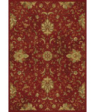 RugStudio presents Kas Versailles 8540 Red Machine Woven, Good Quality Area Rug