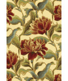RugStudio presents Kas Versailles 8542 Ivory Machine Woven, Good Quality Area Rug