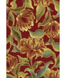 RugStudio presents Kas Versailles 8543 Red Machine Woven, Good Quality Area Rug
