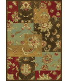 RugStudio presents Kas Versailles 8547 Mocha Machine Woven, Good Quality Area Rug