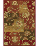RugStudio presents Kas Versailles 8548 Red Machine Woven, Good Quality Area Rug
