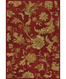 RugStudio presents Kas Versailles 8553 Red Machine Woven, Good Quality Area Rug