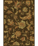 RugStudio presents Kas Versailles 8554 Mocha Machine Woven, Good Quality Area Rug