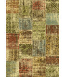 RugStudio presents Kas Versailles 8557 Espresso Machine Woven, Good Quality Area Rug