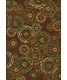RugStudio presents Kas Versailles 8558 Mocha Machine Woven, Good Quality Area Rug