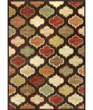 RugStudio presents Kas Versailles 8562 Mocha Machine Woven, Good Quality Area Rug