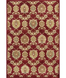 RugStudio presents Kas Versailles 8570 Cardinal Machine Woven, Good Quality Area Rug
