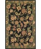 RugStudio presents Kas Winslow Quincy Black-Moss 1916 Hand-Tufted, Best Quality Area Rug