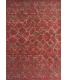 RugStudio presents KAS Zen 5059 Earth Red Pebbles Machine Woven, Good Quality Area Rug