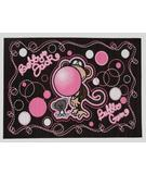 RugStudio presents Fun Rugs Bobby Jack Don't Burst My Bubble BJ-24 Multi Machine Woven, Good Quality Area Rug