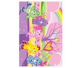 RugStudio presents Fun Rugs Care Bears Happy Fun Day CB-63 Multi Machine Woven, Good Quality Area Rug