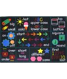 RugStudio presents Fun Rugs Fun Time Compare FT-169 Multi Machine Woven, Good Quality Area Rug
