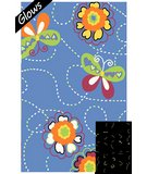 RugStudio presents Fun Rugs Night Flash NF-17 Multi Machine Woven, Good Quality Area Rug