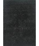 RugStudio presents Fun Rugs Fun Shags Black Shag SH-15 Black Area Rug