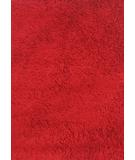 RugStudio presents Fun Rugs Fun Shags Red Shag SH-20 Red Area Rug