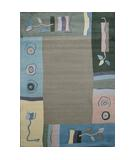 RugStudio presents Fun Rugs Supreme Manhatten TSC-039 Multi Machine Woven, Good Quality Area Rug