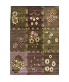 RugStudio presents Fun Rugs Supreme Botanical TSC-050 Multi Machine Woven, Good Quality Area Rug