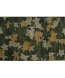 RugStudio presents Fun Rugs Supreme Camouflage TSC-066 Multi Machine Woven, Good Quality Area Rug