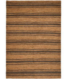 RugStudio presents Ralph Lauren Cliff Stripe LRL3351A Woodland Hand-Knotted, Better Quality Area Rug