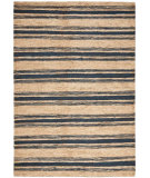 RugStudio presents Ralph Lauren Cliff Stripe LRL3351B Harbor Hand-Knotted, Better Quality Area Rug