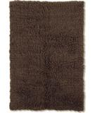 RugStudio presents Linon Flokati 3A 2000 Grams Cocoa Area Rug