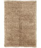RugStudio presents Linon Flokati 3A 2000 Grams Tan Area Rug