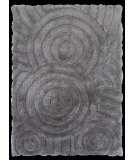 RugStudio presents Linon Links Lk03 Grey Hand-Tufted, Good Quality Area Rug