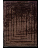 RugStudio presents Linon Links Lk08 Chocolate Area Rug