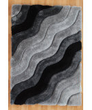 RugStudio presents Linon Links Lk10 Grey Area Rug